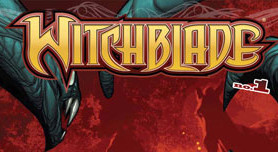"""Witchblade – Day of the Outlaws"" from Top Cow/Image review"