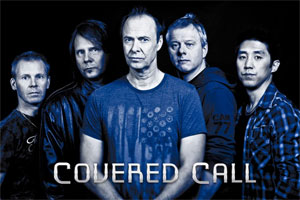 COVERED CALL taps LION'S SHARE guitarist Lars Chriss for new album mix