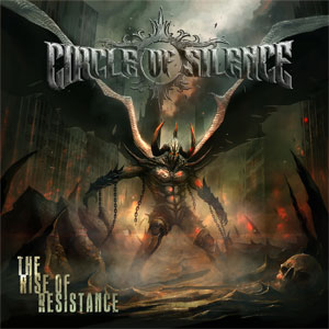 CIRCLE OF SILENCE reveal album title and artwork