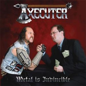 AXECUTER album artwork & tracklist revealed