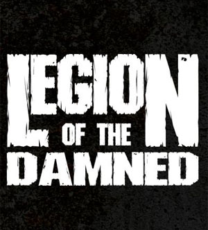 LEGION OF THE DAMNED sign with Napalm Records