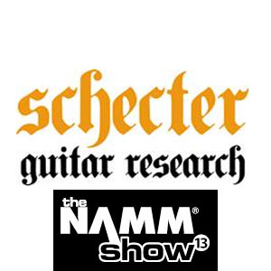 Schecter Guitars announces 2013 NAMM Party Lineup w/EXODUS, PRONG, Jeff Loomis, more