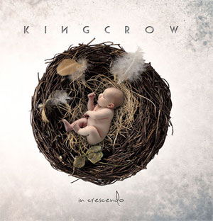 Italian prog metal band KINGCROW release opening track to debut