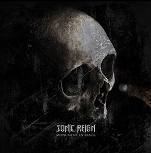SONIC REIGN's 'Monument in Black' now available for pre-order