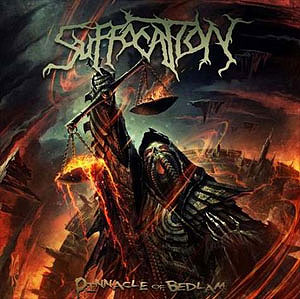 SUFFOCATION: another track from 'Pinnacle Of Bedlam' posted online