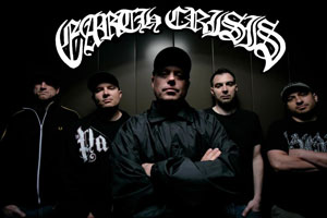 EARTH CRISIS Signs To Candlelight Records