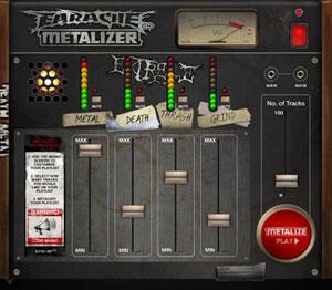 "Earache Records launches ""Earache Metalizer"" Spotify app"