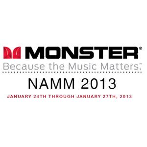 Monster @ NAMM 2013 – signing and performaces