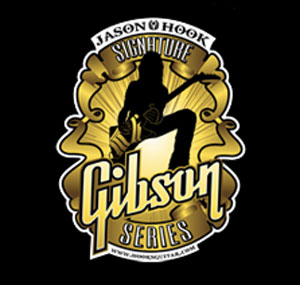 Gibson Guitar to unveil Jason Hook Special Edition guitar at NAMM 2013