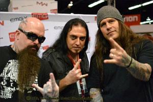 Metal Life Magazine photos from NAMM 2013