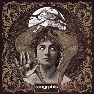 AMORPHIS reveal 'Circle' cover artwork and track list