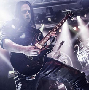 CRADLE OF FILTH guitarist offering one on one Skype guitar lessons