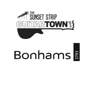 GIBSON GUITARTOWN on THE SUNSET STRIP charity auction set for Feb 22 at Bonhams