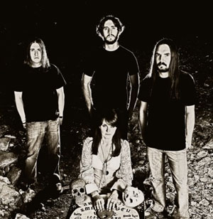 Las Vegas based doom metal band DEMON LUNG completes recording of debut