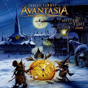 AVANTASIA reveal 'The Mystery Of Time' artwork