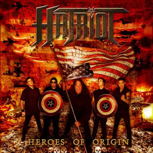 HATRIOT: debut from act with original Testament/Exodus vocalist out now, streaming