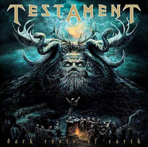 TESTAMENT to Film Huntington, NY Show for DVD/CD Release