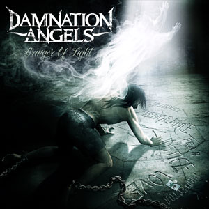 symphonic metal band DAMNATION ANGELS 'Bringer Of Light' out now