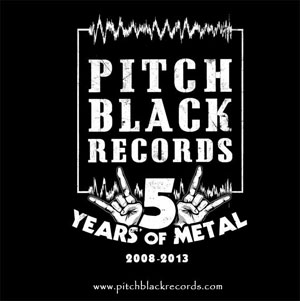 PITCH BLACK RECORDS celebrates 5 years – free sampler available