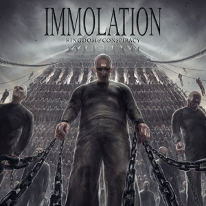IMMOLATION: album cover and track listing unveiled