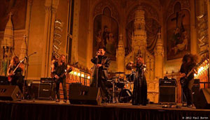 EARTHEN GRAVE signs exclusive worldwide deal with Ripple Music