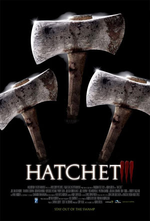HATCHET III coming to theaters June 14