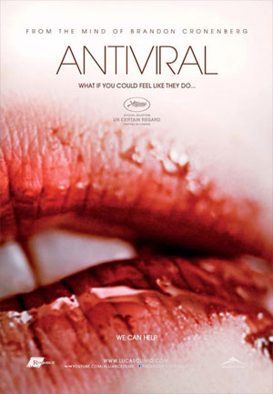 Movie News: Brandon Cronenberg's horror movie ANTIVIRAL opening April 12