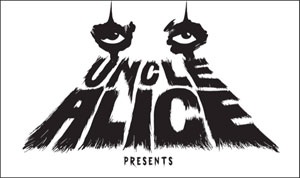 Dark Matter Publishing launches ALICE COOPER on UNCLE ALICE PRESENTS