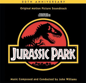 Jurassic Park re-mastered soundtrack includes 4 unreleased tracks by John Williams