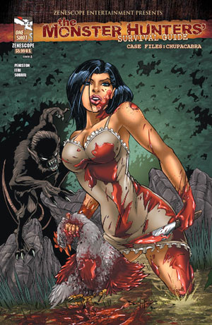 Zenescope Entertainment expands reach with digital first titles