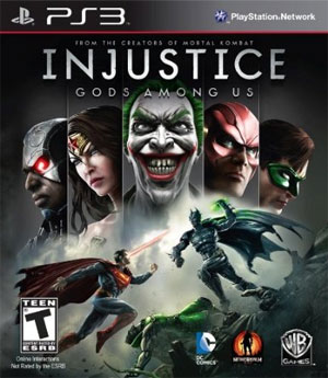 'INJUSTICE: GODS AMONG US' demo confirmed for Xbox 360 and PS3