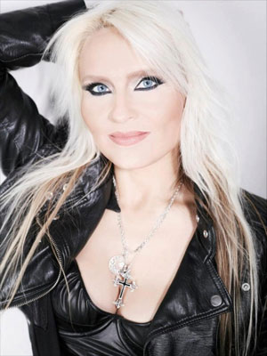 Metal Life Magazine exclusive interview with DORO