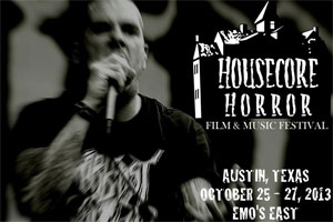 Philip Anselmo's Housecore Horror Film Festival coming Oct 25-27