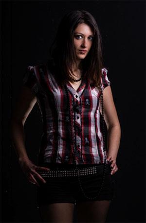 ETHS announce former 'France's Got Talent' contestant Rachel Aspe as their vocalist