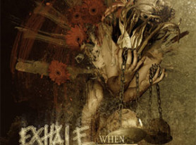 EXHALE reveal artwork and track listing for 'When Worlds Collide'