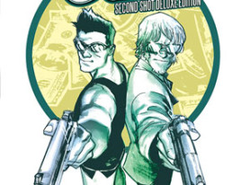 2 Guns: Second Shot deluxe edition with new cover by Albuquerque