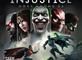 Warner Bros launches new fighting game franchise INJUSTICE: GODS AMONG US