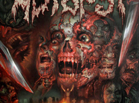 AUTOPSY 'The Headless Ritual' coming this July, cover art, track list revealed