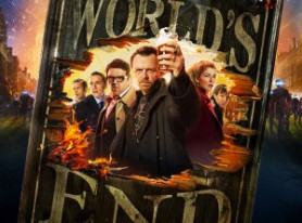 Simon Pegg and Nick Frost return with The World's End