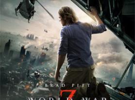 World War Z Original Score Released on Warner Bros Records June 18th