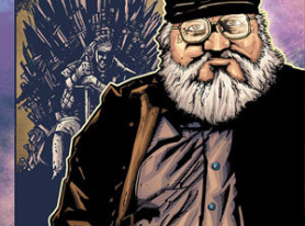Game Of Thrones Author George R.R. Martin Life Story Gets The Comic Book Treatment