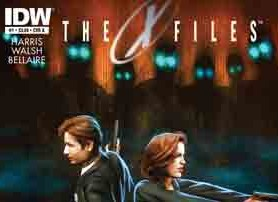 The X-Files Season 10 #1 from IDW Publishing _ rating 4/5