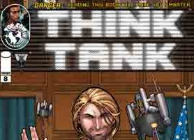 THINK TANK 8 from Top Cow review – rating 5/5