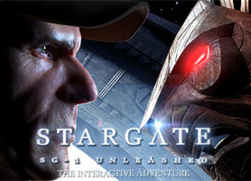 Stargate SG-1: Unleased interactive game launches
