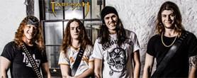 TABERAH 'Necromancer' Cover Artwork, Tracklist Revealed