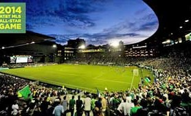 Portland to host 2014 AT&T MLS All-Star Game