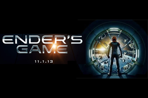 ender s game coverage from san diego comic con. Black Bedroom Furniture Sets. Home Design Ideas