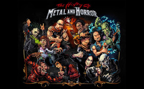 "Metal Life Exclusive Interview With Mike Schiff, Director Of ""History Of Metal And Horror"" Documentary"