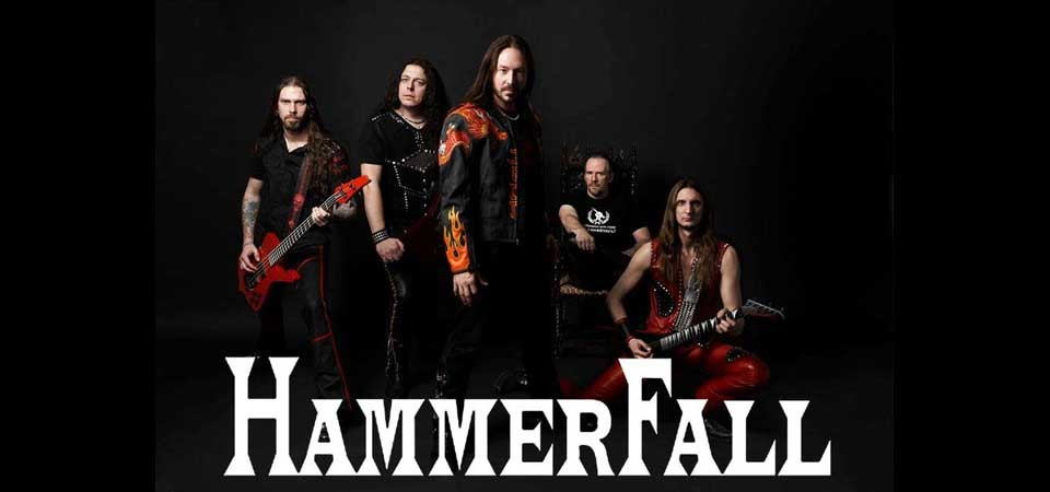 HAMMERFALL: The Templars Return in Full-Force in 2014