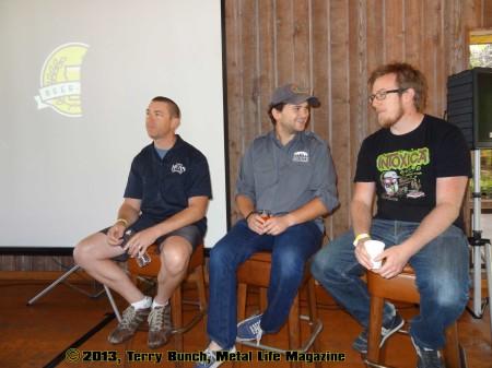 Mike Hess, Doug Constantiner, Jacob McKean
